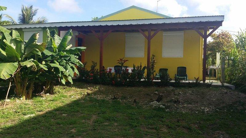 VILLA DES EUCALYPTUS, vacation rental in Gros Cap