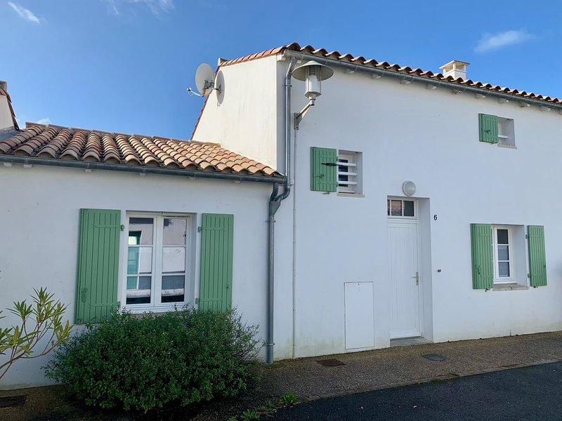 Maison 3 chambres Loix Île de ré, holiday rental in Loix