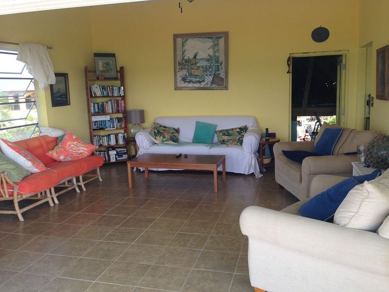 Bone Fishing Lodge Cat Island Bahamas, vakantiewoning in Cat Island