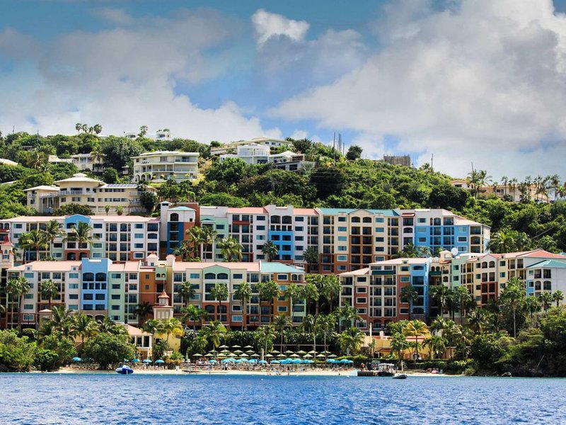 Marriott's Frenchman's Cove St Thomas USVI 2 Bedroom, holiday rental in Havensight