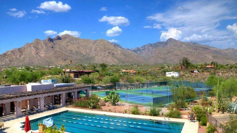 'Covid Free Property' Westward Look Resort Private Town Home, alquiler de vacaciones en Casas Adobes