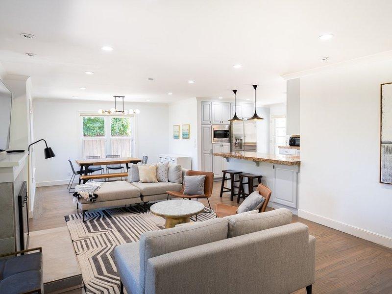 Modern Designer Home in Palo Alto, vacation rental in Palo Alto