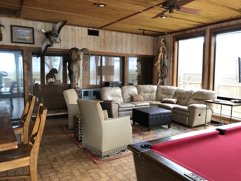 Casa Arroyo Sporting Lodge-Fish and Stay in Style., location de vacances à Rio Hondo
