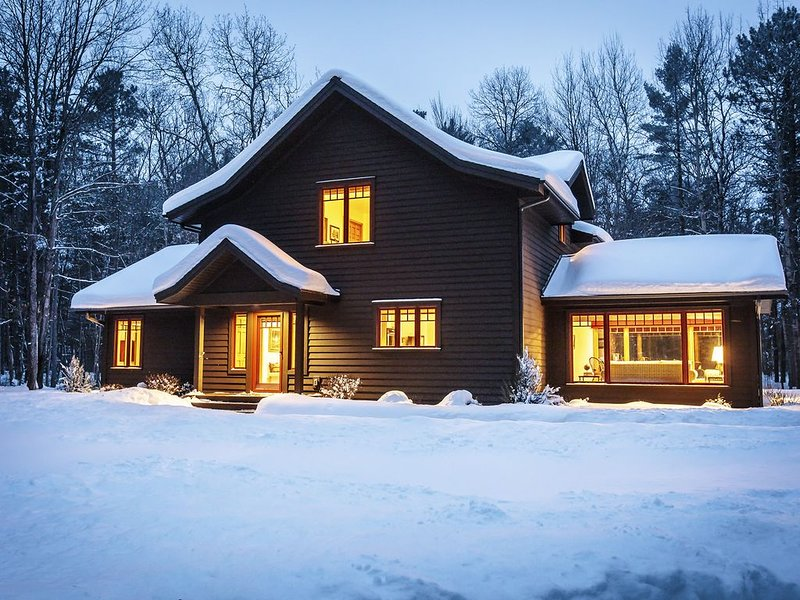 Perfect for a winter getaway
