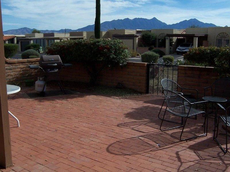 Mountain View, 2 Bedroom Townhouse. Desert Hills IV, alquiler vacacional en Amado