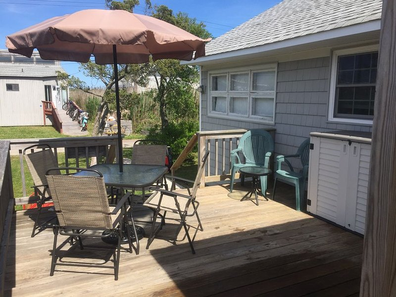 Great Beach Get-A-Way! 4 Bedroom, 1.5 bath, holiday rental in Ocean Bay Park