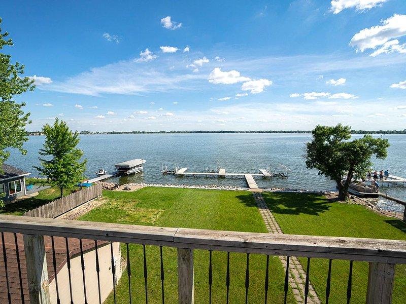 Lake Madison Penthouse Condo, location de vacances à Madison