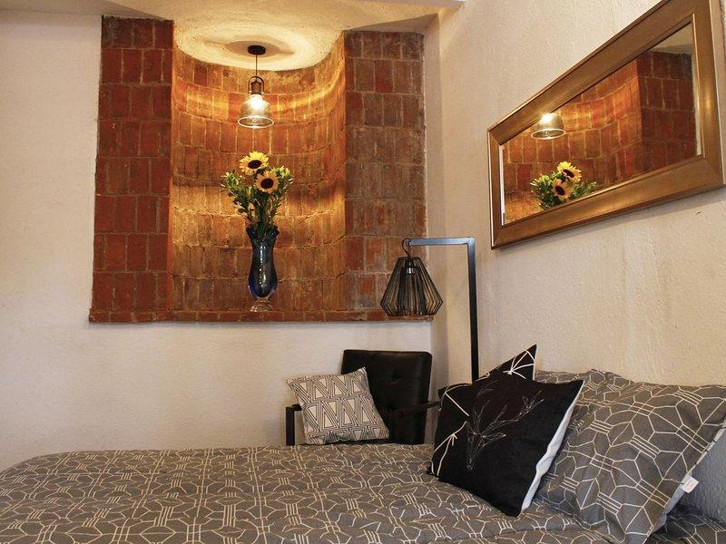 Linda Suite con estacionamiento, location de vacances à Guanajuato