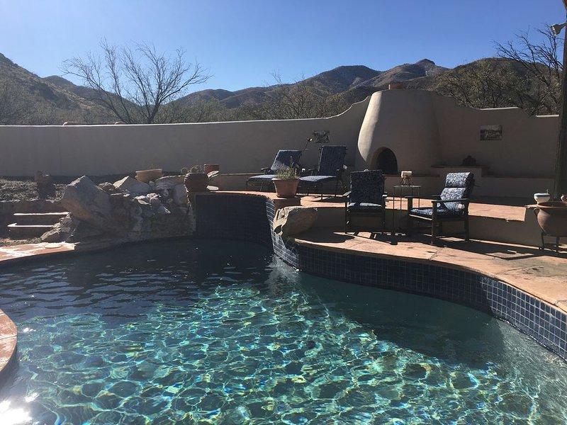 Beautiful 4 bedroom Santa Fe house, vacation rental in Sonoita
