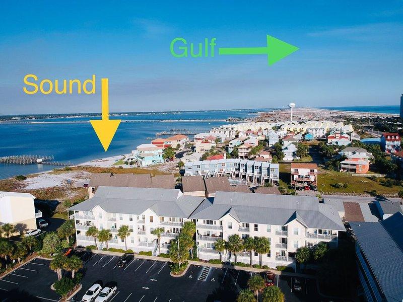 NAVARRE BEACH Cozy Condo!FIRST FLOOR Clean & beachy. Monthly rates Dec,Jan,Feb, alquiler de vacaciones en Navarre