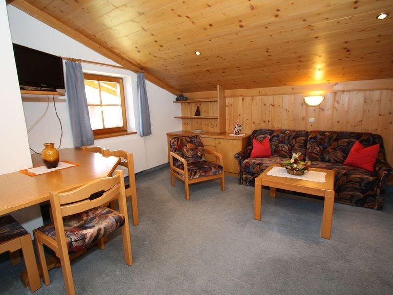 Cozy Studio Apartment in Mittersill near Ski Bus, location de vacances à Mittersill