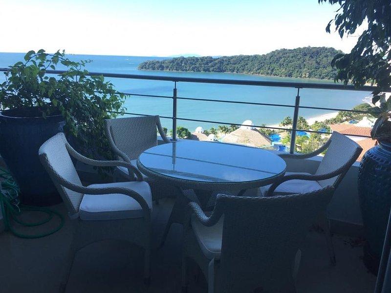 Vista al mar, Islas y  bosque, holiday rental in Isla Taboga