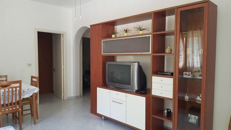 Salento, splendida villetta al mare, holiday rental in San Cataldo