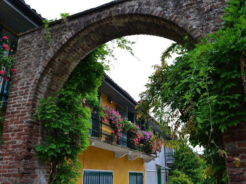 Cascina Giaccona immersa nel verde delle Colline del Po a 25 km da Torino, alquiler vacacional en Sciolze