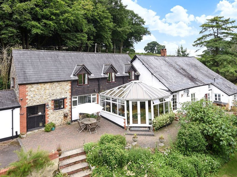 Castle Hill Farm, HEMYOCK, holiday rental in Uffculme