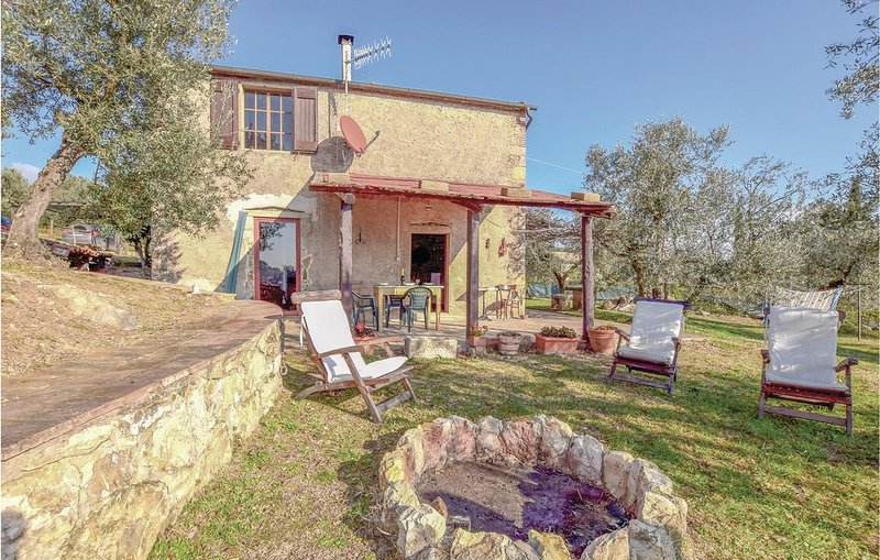 3 Zimmer Unterkunft in Roccatederighi -GR-, vacation rental in Ribolla