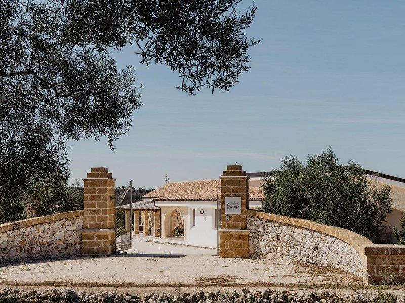 Villa Casale agriturismo b&b tra mare e terra, aluguéis de temporada em Porto Badisco
