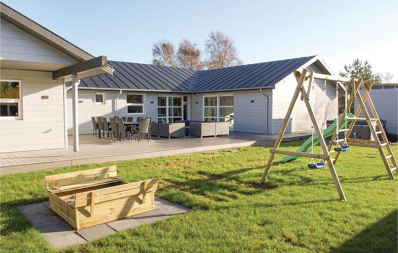 5 Zimmer Unterkunft in Ebeltoft, vacation rental in Southdjurs Municipality