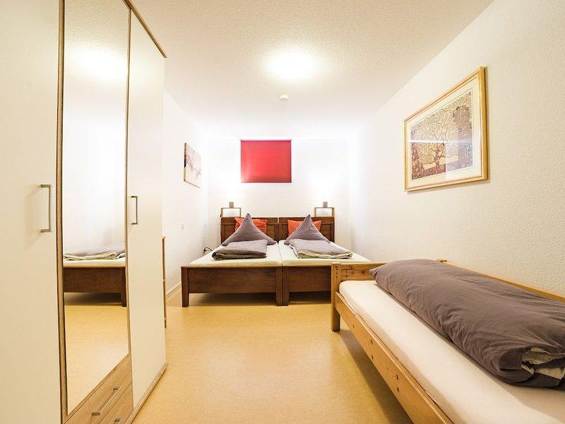 Doppelzimmer für 2 Gäste mit 20m² in Fulda (38602), vacation rental in Fulda