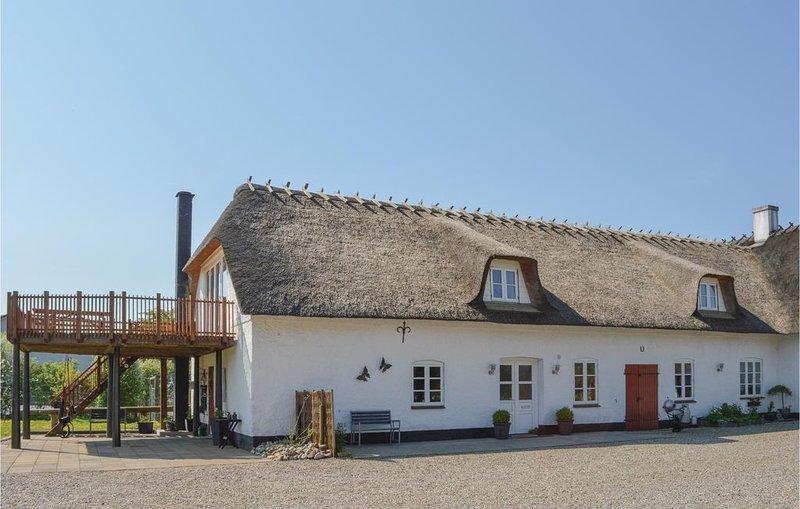 3 Zimmer Unterkunft in Løgumkloster, casa vacanza a Loegumkloster