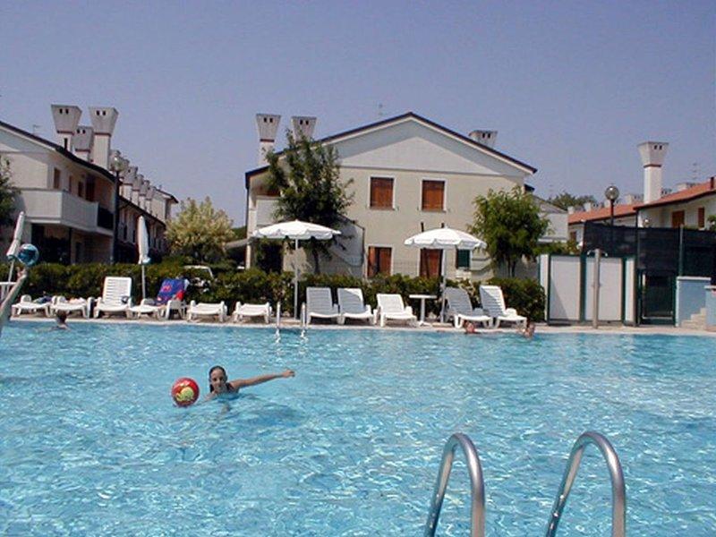 Ferienwohnung - 6 Personen*, 40m² Wohnfläche, 2 Schlafzimmer, Internet/WIFI, vacation rental in Sant'Anna di Chioggia