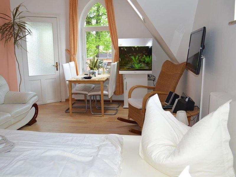 Ferienwohnung/App. für 4 Gäste mit 42m² in Warnemünde (40136), casa vacanza a Warnemünde