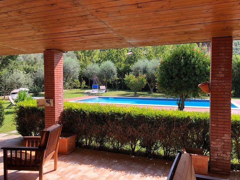 Villa Kalithea Case del Conte Cilento, alquiler vacacional en Ortodonico Cilento
