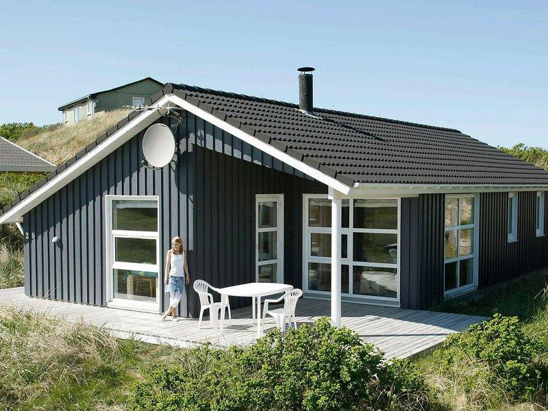 Beautiful Holiday Home in Løkken with Sauna, Ferienwohnung in Saltum