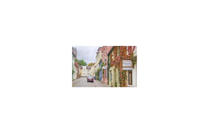 3 Zimmer Unterkunft in Wismar, vacation rental in Wismar