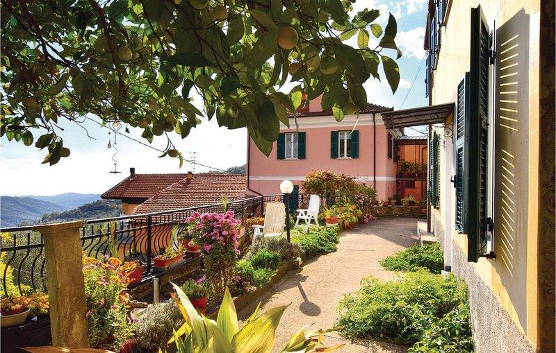 3 Zimmer Unterkunft in Vasia (IM), vacation rental in Valloria