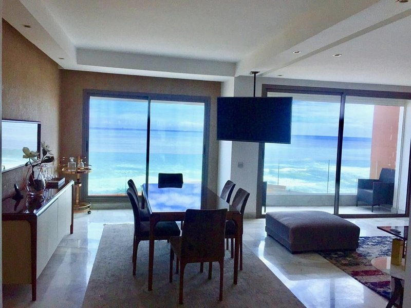Loft vue imprenable surmer, holiday rental in Casablanca