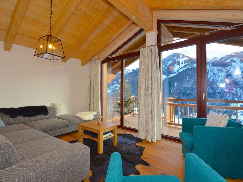 Ski-in/Ski-out Chalet Maiskogel 13a - modern, Sauna, direkt neben der Skipiste, holiday rental in Kaprun