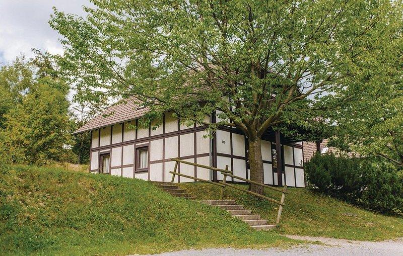 2 Zimmer Unterkunft in Frankenau, location de vacances à Frankenberg