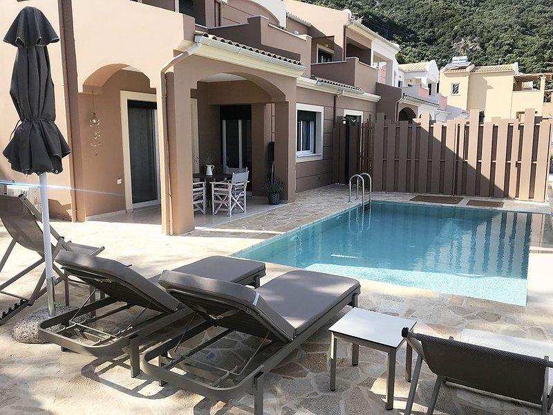 Villa Renata Gold Barbati, holiday rental in Barbati