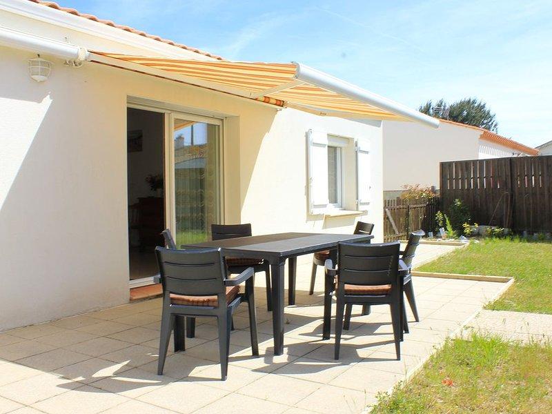 Magnifique maison idéale pour des vacances familiales – semesterbostad i Saint-Gilles-Croix-de-Vie