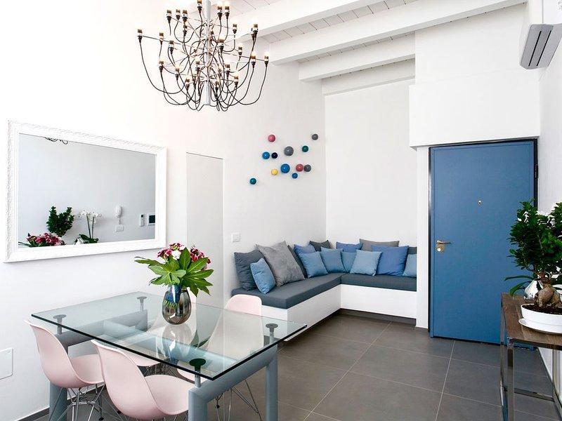 Corte dei Florio Lecce ARIA Luxury apartment, holiday rental in Surbo