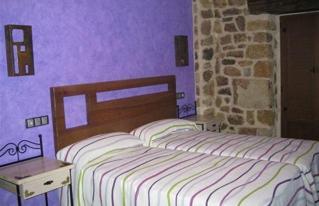 Casa Rural La Botería para 13 personas, casa vacanza a Hacinas