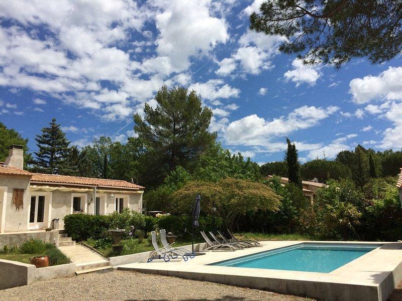 La lézardière des Contents, holiday rental in Montmeyan