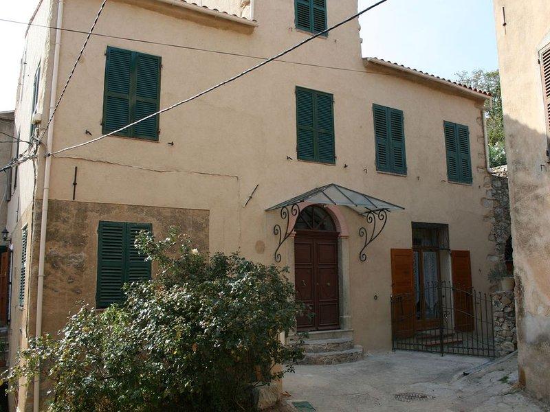 duplex dans Maison de caractère, location de vacances à Ville-di-Paraso