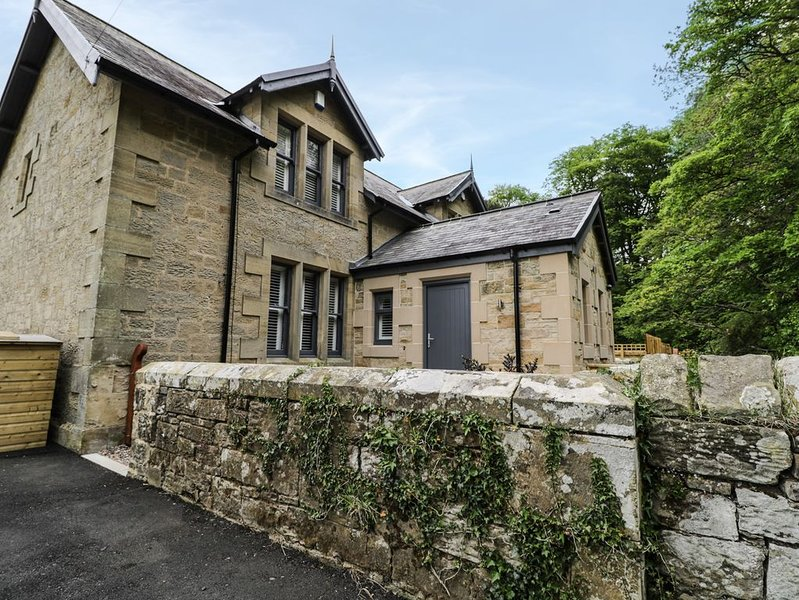 1 Grange Cottages, GLANTON, casa vacanza a Whittingham