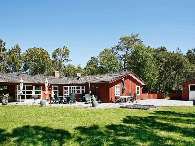 Cheerful Holiday Home in Ålbæk with Sauna, alquiler vacacional en Kandestederne