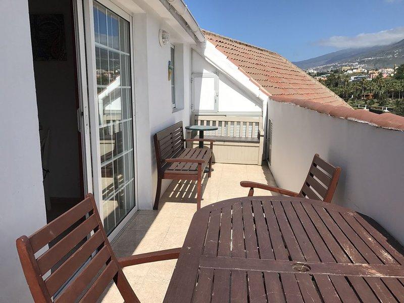 Ekoikoi Apartments Puerto de la Cruz, holiday rental in Punta Brava