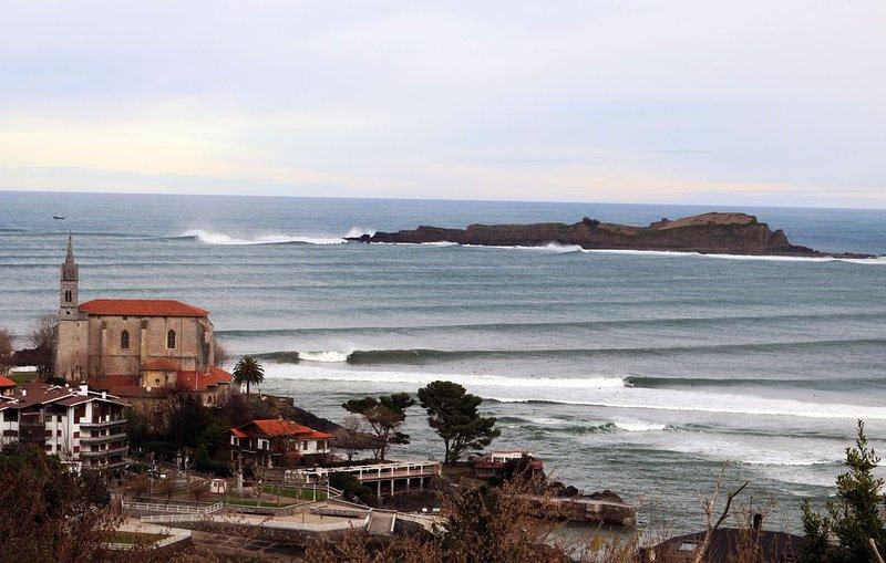 Mundaka Surf Shop Flat E-BI-182, holiday rental in Ea