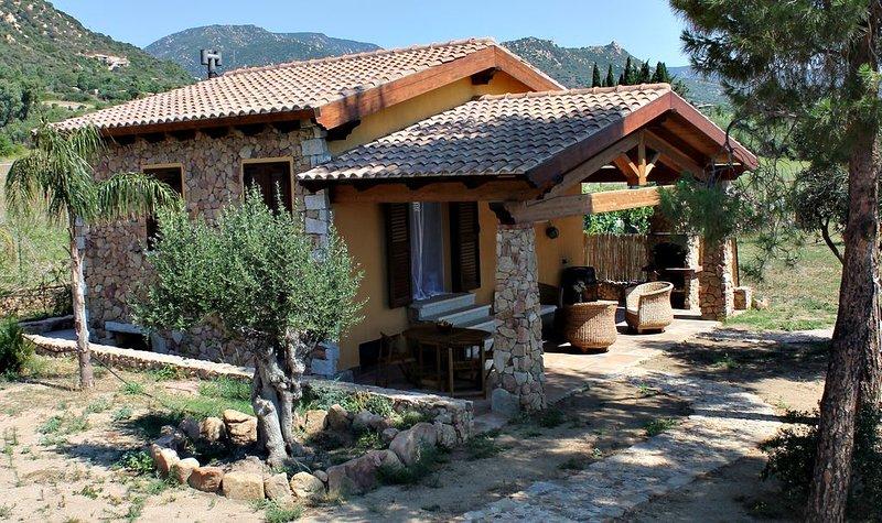 Villa Martina casa vacanza, vacation rental in Villasimius