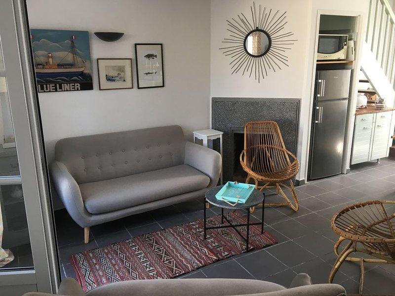 maison de vacances'brise marine', holiday rental in La Flotte
