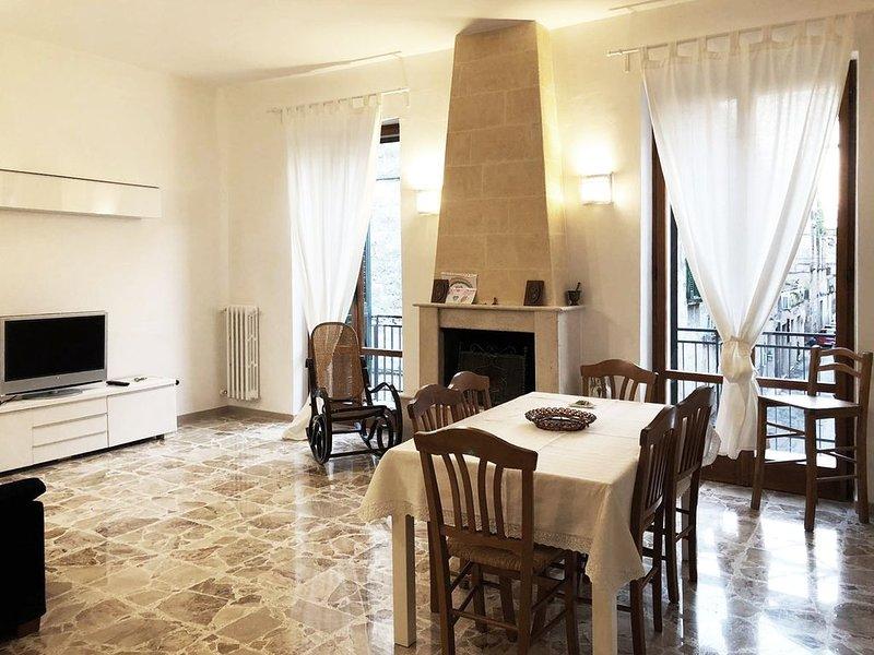 La casa di Mimì... calore e accoglienza!, holiday rental in San Marzano di San Giuseppe