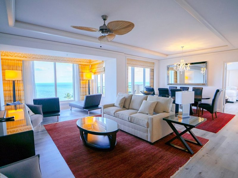 KEY BISCAYNE RITZ CARLTON- Presidential Residence (*), holiday rental in Miami