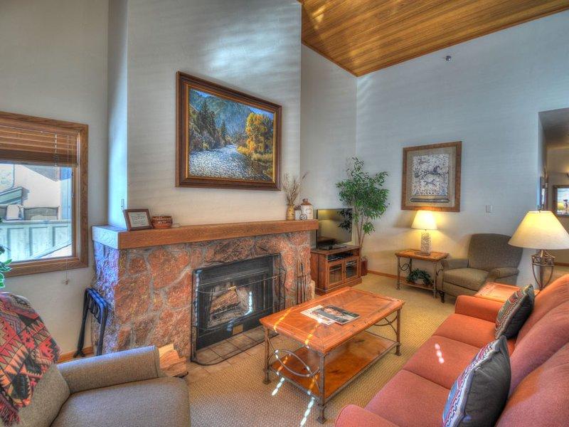 Villas at Snowmass Club 1633: Access to Snowmass Club, alquiler vacacional en Woody Creek