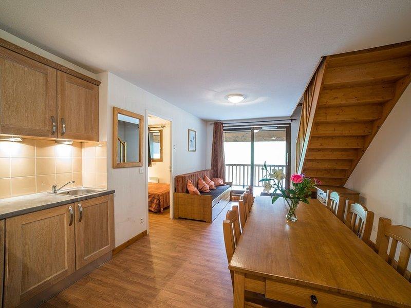 Bem-vindo ao seu acolhedor apartamento duplex nas montanhas!