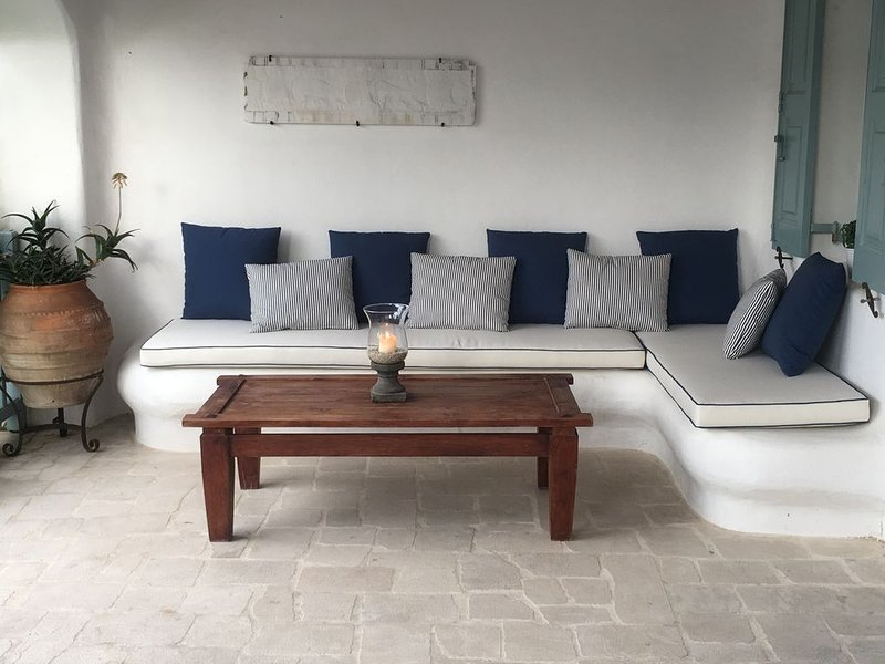 Mykonos Ideal Summer House, holiday rental in Ornos